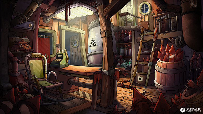 Deponia Background